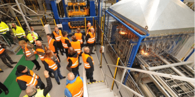 GREIF OPENS STATE OF THE ART IBC CENTRE COMBINING PRODUCTION OF NEW & RECONDITIONED IBCS