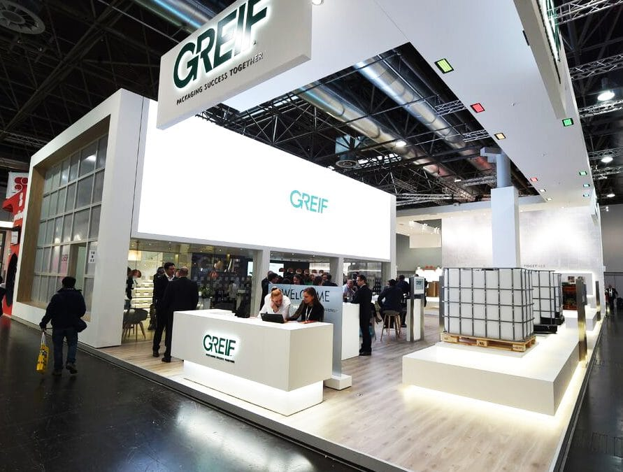 Looking back, thinking forward : Greif at interpack 2017
